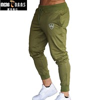 Men Trousers Casual Pants Sweatpants Jogger