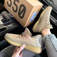 Adidas Yeezy Boost 350 V2 coconut lovers Black Angel Sports shoes-4