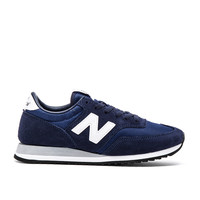 New Balance Capsule Core Collection Sneaker in Navy