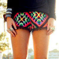 Summer Must Have: Printed Shorts