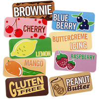 Bakery Label Assortment