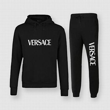 Versace Hoodie Pants Trousers Sweatpants Two Pieces