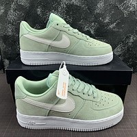 Morechoice Tuhz Nike Air Force 1 Low Frost Green Sneakers Casual Skaet Shoes Cv3026-300