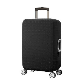 Black Rivet Luggage Protective Cover