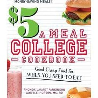 The $5 A Meal College Cookbook - FindGift.com