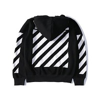 Off White Hoodies Jacket Men Women High Quality Kanye West Off White Abloh Virgil Hoodie Sweatshirt Pullover Outdoor Sports Hunting Wear