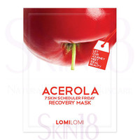 LomiLomi 7 Skin Scheduler Mask - Friday [Acerola - Recovery Masks] *exp.date 01/2018*
