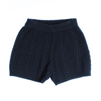Knit Shorts   Lucca Couture