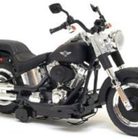 New Bright Battery Operated Assorted Harley-Davidson Motorcycle Toy