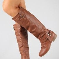 Top Moda Coco-1 boots,9 B(M) US,Tan-1