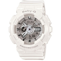 G-Shock Baby-G Ba-110-Watch White One Size For Women 24356715001