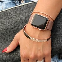 Stainless Steel Band for Apple Watch
