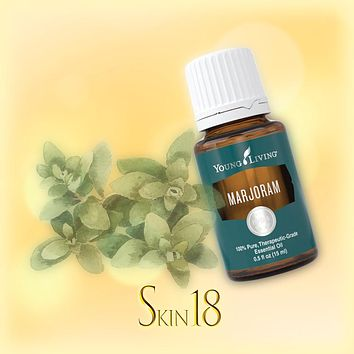 Marjoram Essential Oil Single