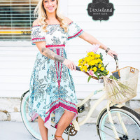 French Countryside Dress