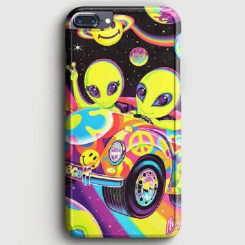 Lisa Frank Neon Tiger And Monkey 90S iPhone 8 Plus Case