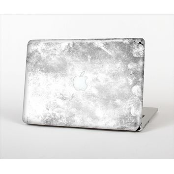 """The White Cracked Rock Surface Skin Set for the Apple MacBook Air 11"""""""