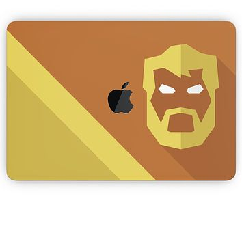 Comic Series / Brave Super Hero Wars 13 - Apple MacBook Pro, Pro with Touch Bar or Air Skin Decal Kit (All Versions Available)