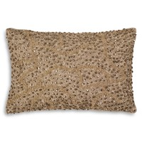 "Michael Aram Pomegranate Embellished Decorative Pillow, 8"" x 12"" 