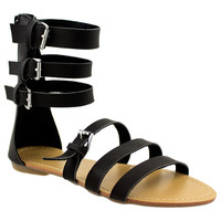 Looping You In Gladiator Sandals