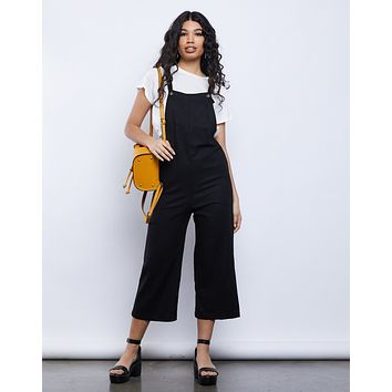 Blank Canvas Overall Jumpsuit