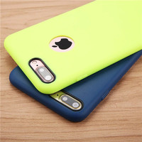 For iphone 6 7 case 6s 6 plus case Official Brand silicone protective cover shell for Apple iphone 6 6s 6 7 plus 5 5S SE Cases