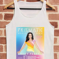 Katy Perry The Prismatic World Tourdesign for Tank Top Mens and Tank Top Girls
