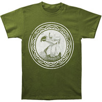 Protest The Hero Men's  Vulture T-shirt Green