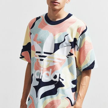 adidas Printed Tee | Urban Outfitters