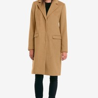 Chloe Snap Front Coat