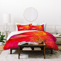 Sophia Buddenhagen Summer Heat Duvet Cover