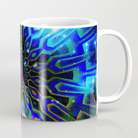 In Deep space Mug by Jeanette Rietz