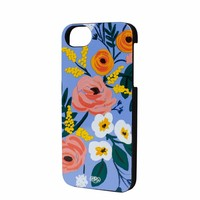 Violet Floral iPhone 5/5s Slim Case by RIFLE PAPER Co. | Imported