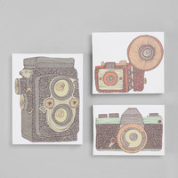 Urban Outfitters - Valentina Ramos Pic Wall Art - Set Of 3
