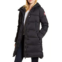 Canada Goose Alliston Packable Down Coat Black