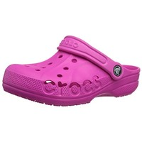 Crocs Girls Solid Ventilated Clogs