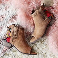 Lovell Peep Toe Booties
