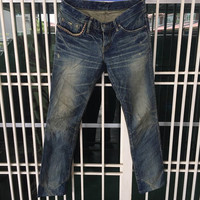 Hysteric Glamour Rugged style jeans / japanese designer / streetwear / Size M / Waist 32