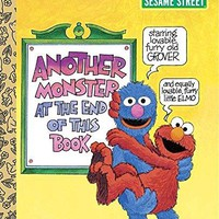 Another Monster at the End of This Book Little Golden Books