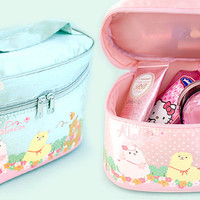 Buy Alopaca Alpaca Cosmetic & Toiletry Bag at Tofu Cute