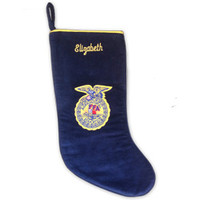 Corduroy Christmas Stocking – National FFA Organization Online Store