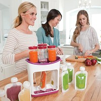 Baby Food Fresh Squeeze Station