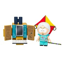 """South Park """"The Human Kite"""" Kyle With Supercomputer Micro Construction Set"""
