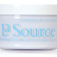 Crabtree & Evelyn Hydrating Cream, La Source, 7 fl. oz.