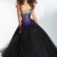 Mori Lee 95128 Prom Dress - PromDressShop.com