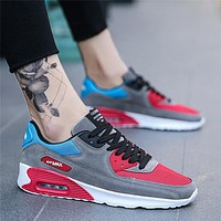 Mens Running Shoes Lightweight Air Mesh Sneakers