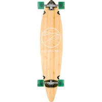 Gold Coast Classic Bamboo 44 Pintail Longboard Complete