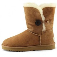 CREY1O UGG Australia for Women: Bailey Chestnut Boot