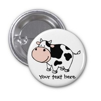 Cow Buttons