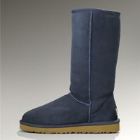 UGG Classic Tall Boots 5815 Navy Fashion