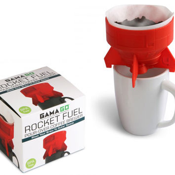 ROCKET FUEL POUR-OVER COFFEE BREWER